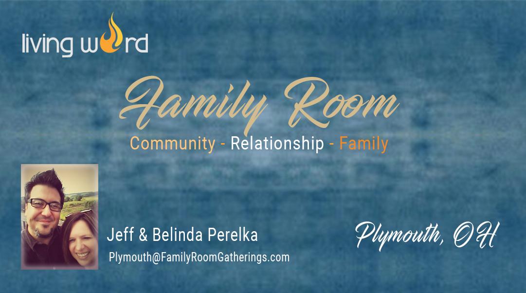 Plymouth Ohio Family Room
