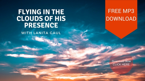 Flying In The Clouds of His Presence - Instrumental Worship
